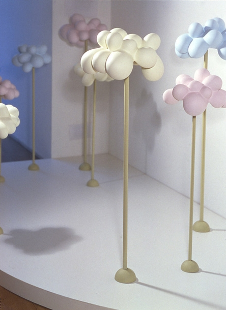 ALMOND CANDY FLOWERS INSTALLATION