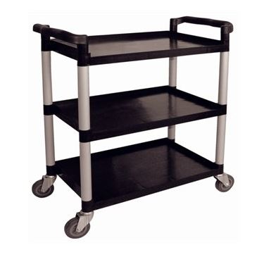 The perfect accessory for any type of Electrical Testing. PATS have used some sort of trolley for the past 22 years but this is the best we have used. It is light, of good construction, easy to manoeuvre and a must have for commercial PAT Testing.