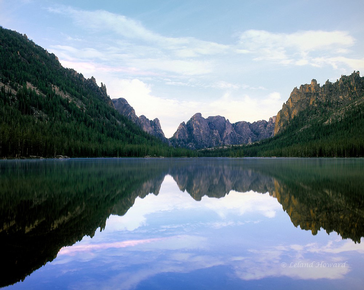 Frank Church-River of No Return Wilderness (2.4 million acres)