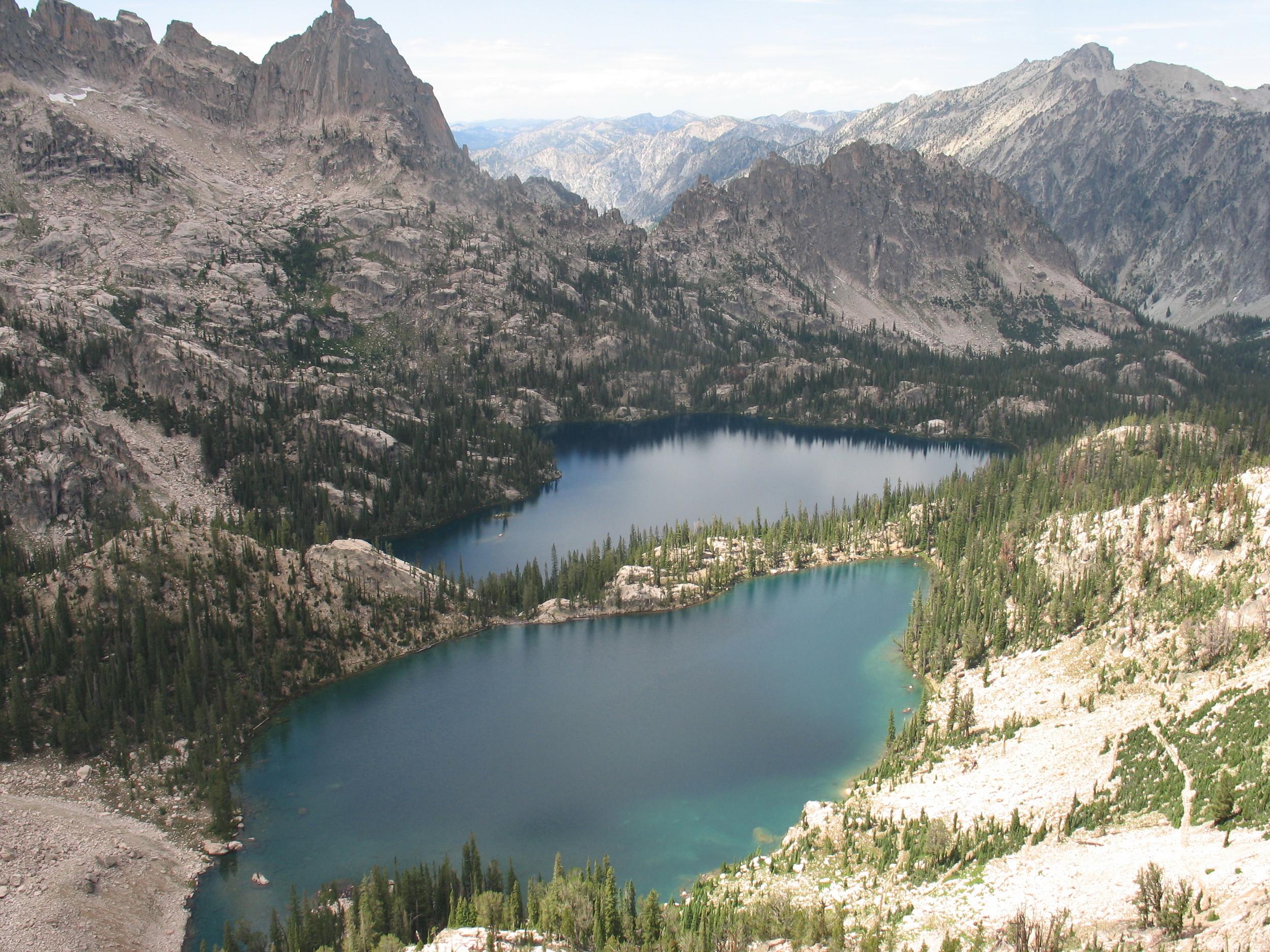 Sawtooth Wilderness (760,000 acres)