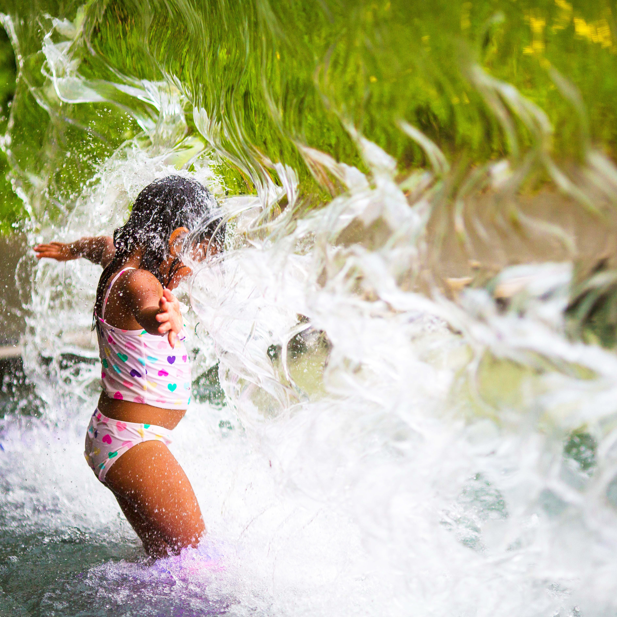 Waterfall, Yards Park, Washington DC