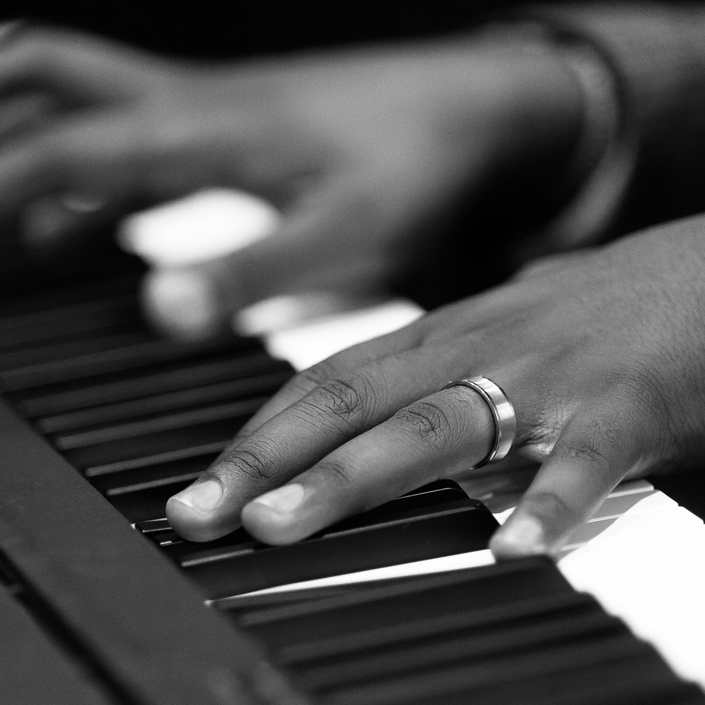 JoDavi, composer and pianist, Arlington, Va.
