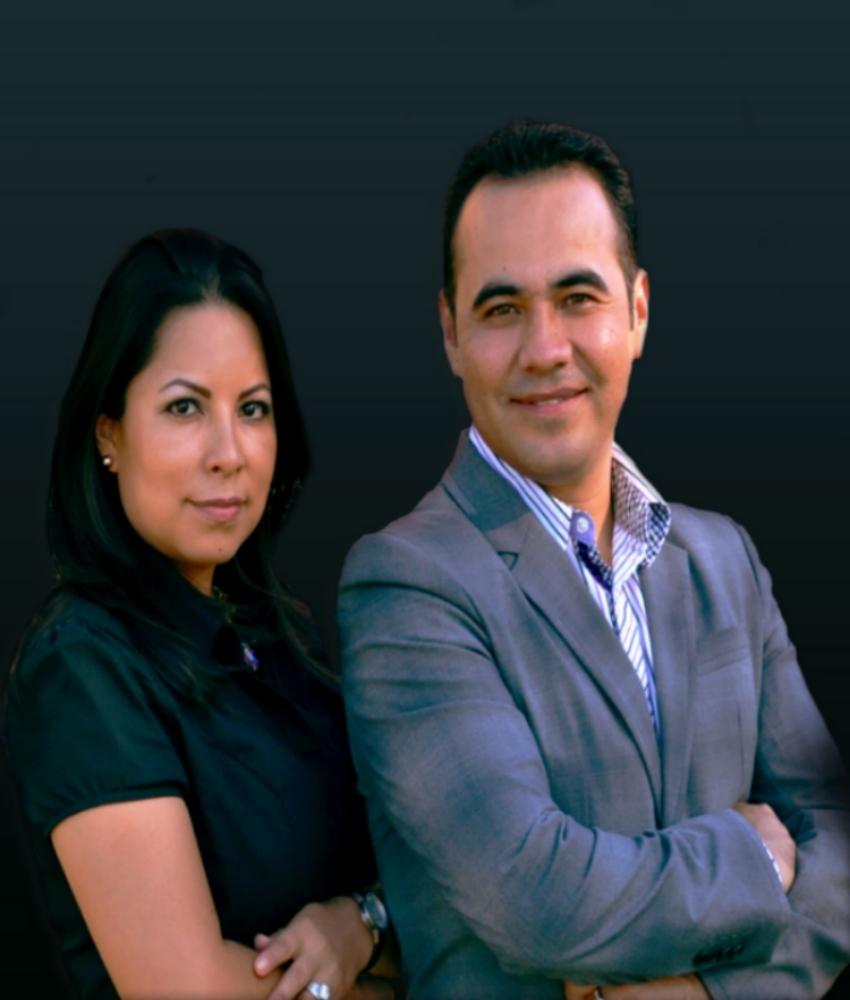 Pastor Sergio y Ema Milanes