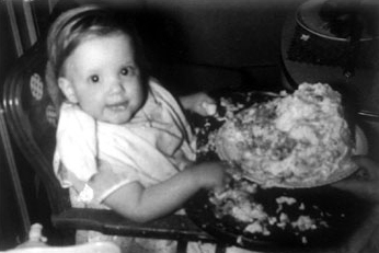 I've always had a great interest in food!
