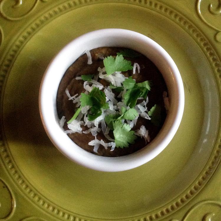 Sweet & Sour Bombay Lentils