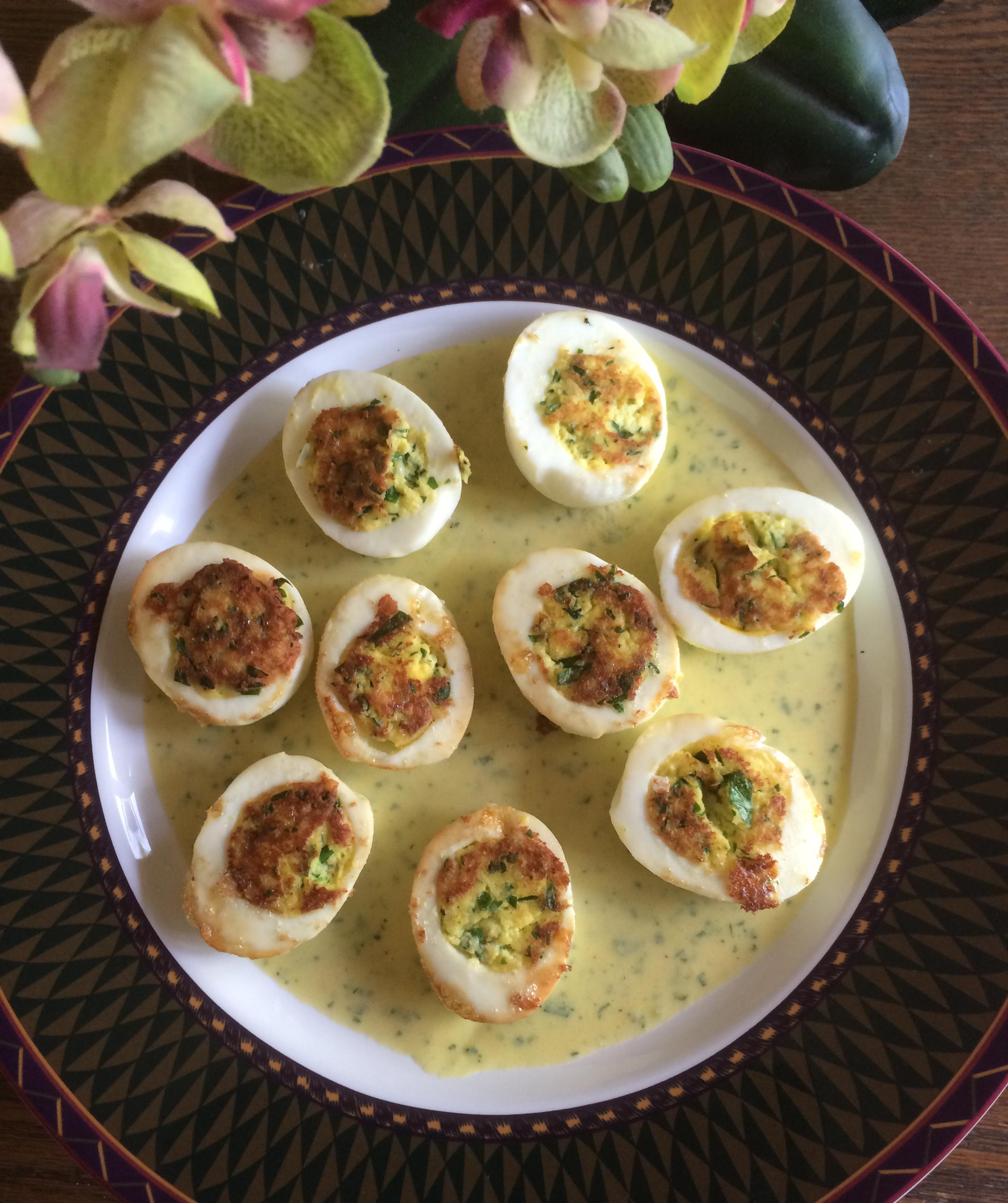 Eggs Jeanette