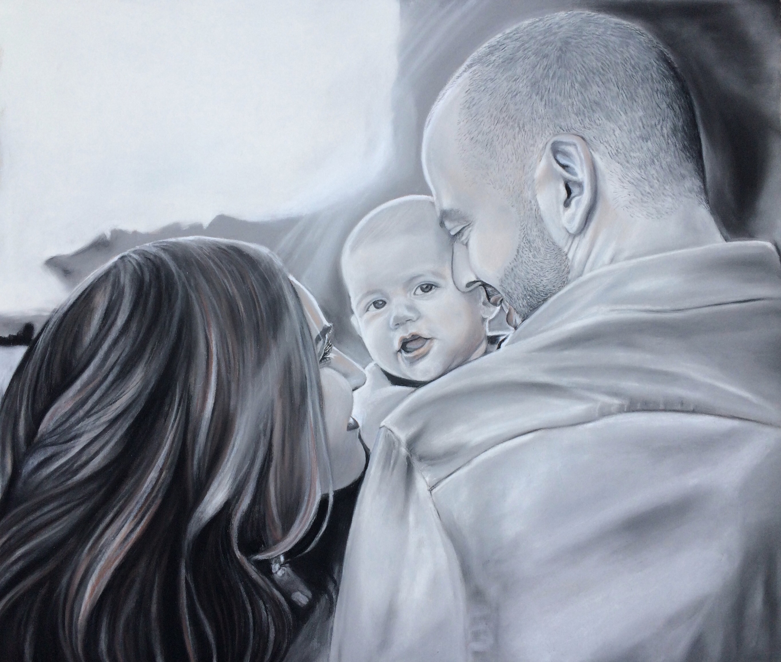 Untitled Commissioned Portrait