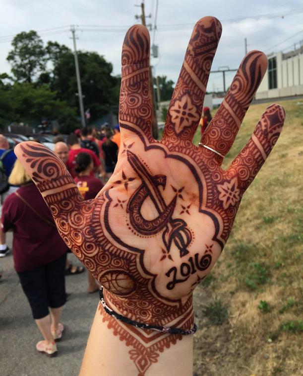 Cleveland Henna
