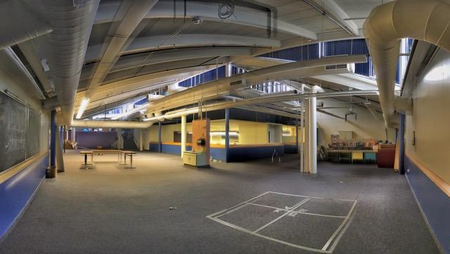 ARTFUL's new studio space in The Coventry School