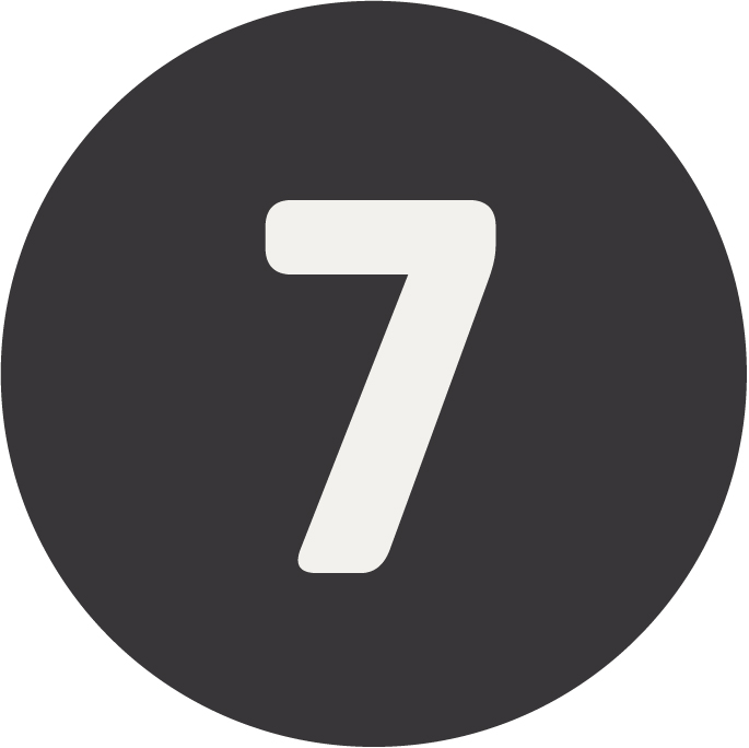 Season 7 - Here we are, lucky number Season 7! The season for (more) change, the season for (more) community, and (less but better) Cleveland Flea.