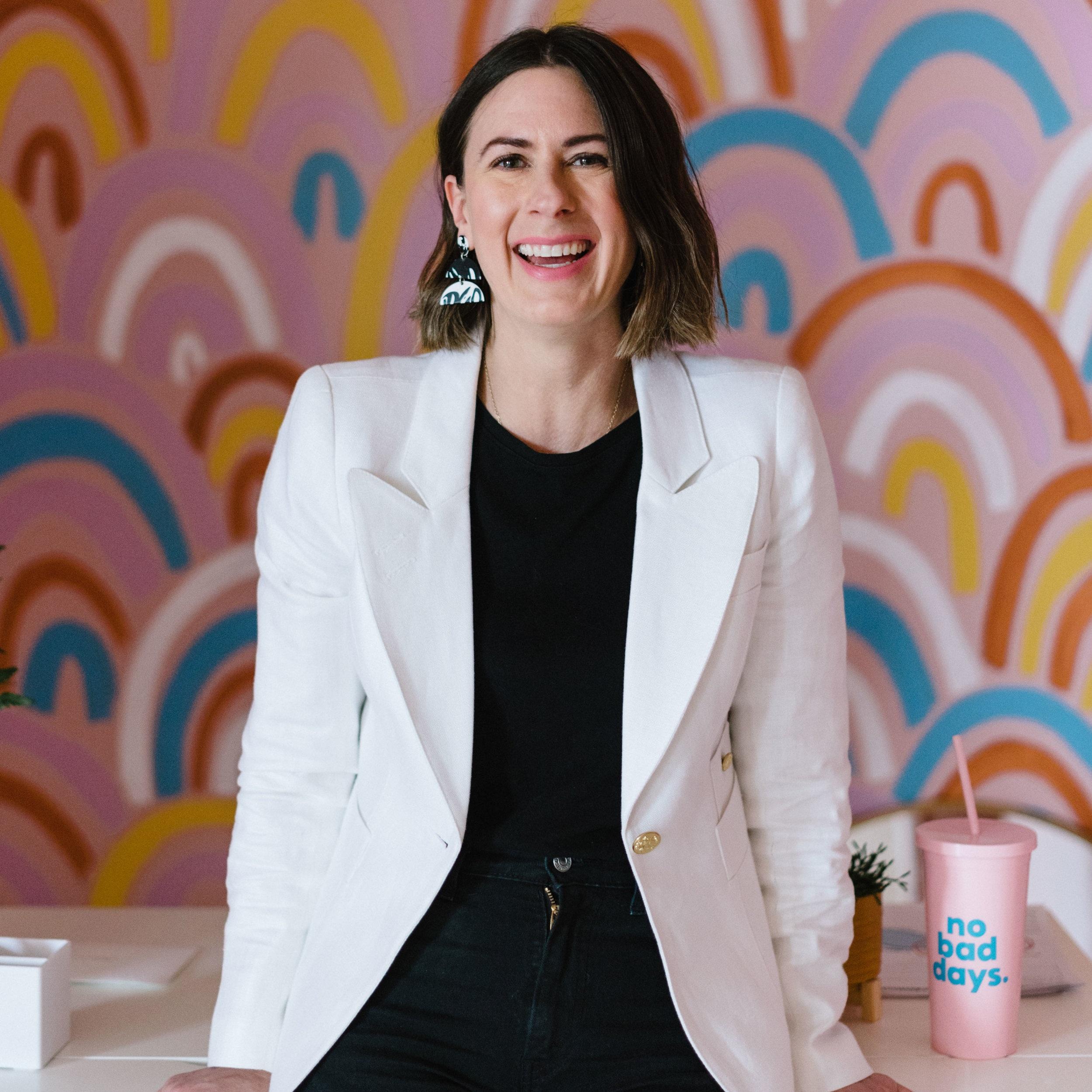 Stephanie Sheldon   Founder + Creative CEO