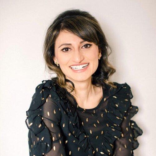 Reena Goodwin | Founder + Director, FACTEUR PR