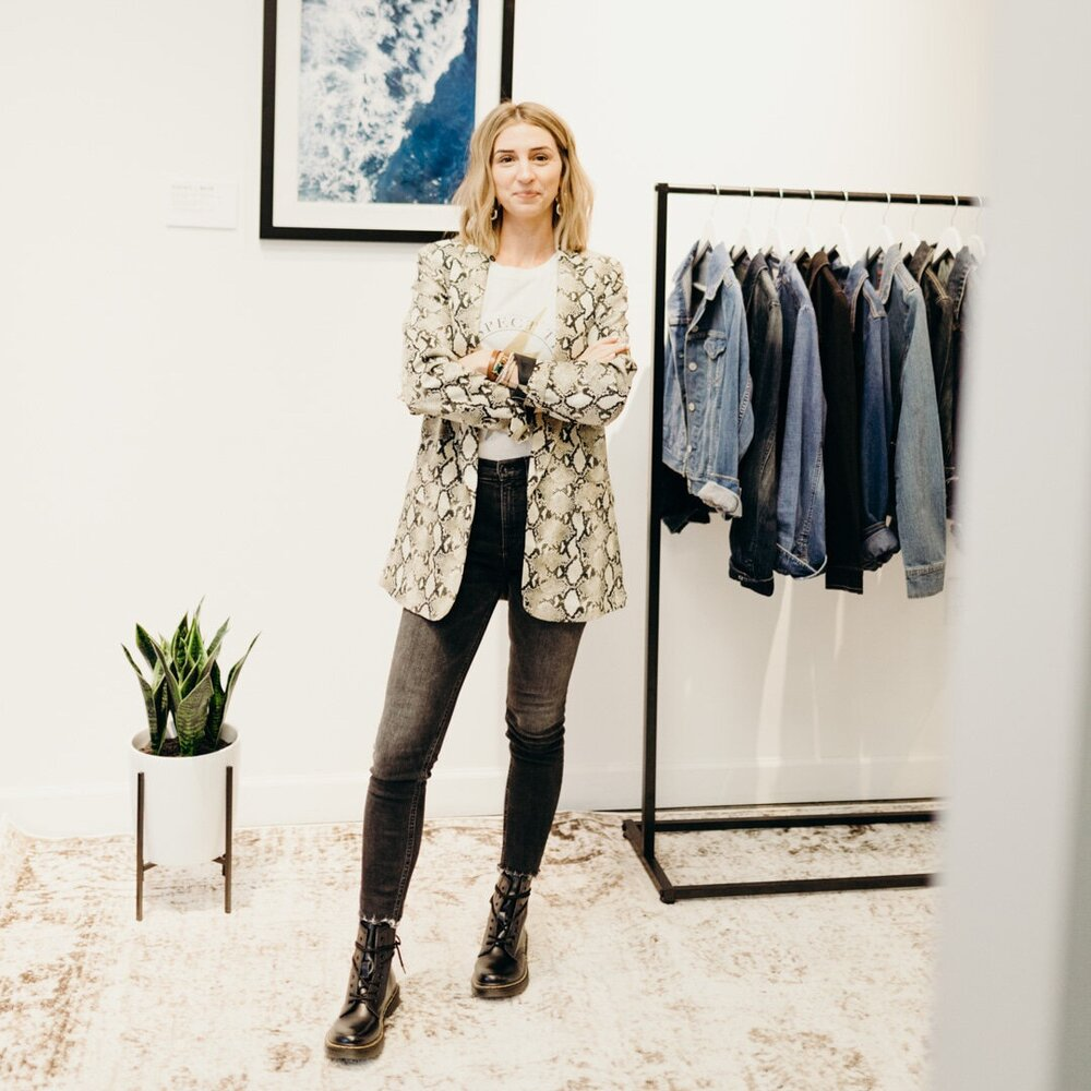 Emily Roggenburk | Founder + Chief Designer, Emily Roggenburk Studios