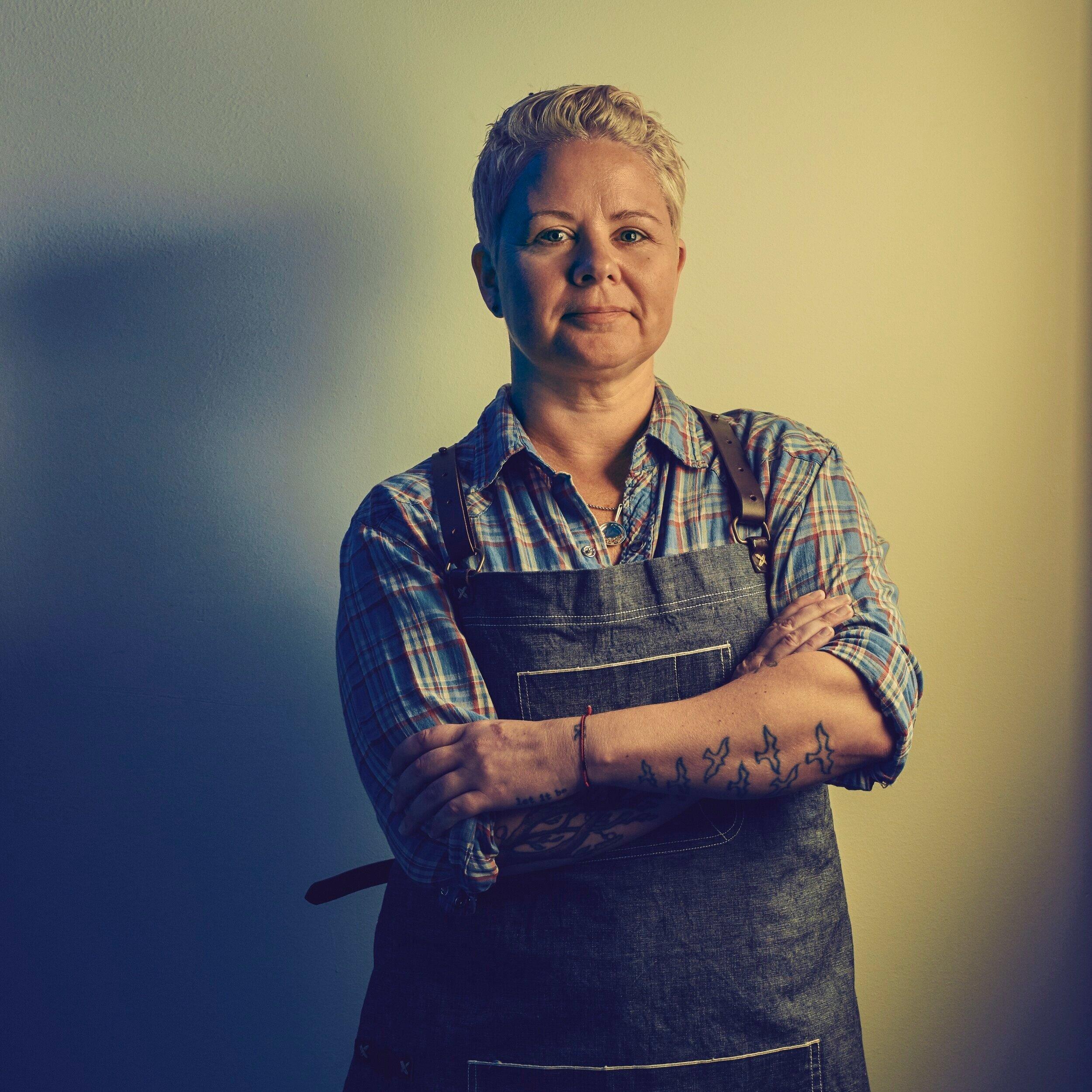 Jill Vedaa | Chef, Co-Owner of Salt+