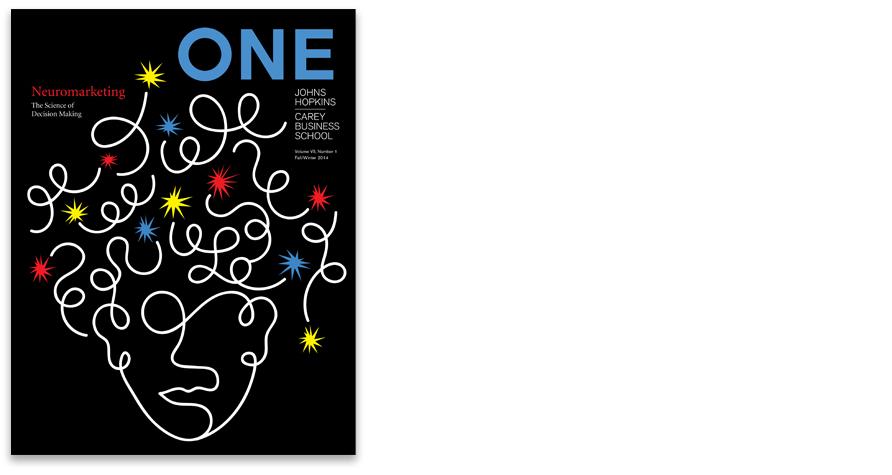 Cover of Fall 2014 issue. Illustrator: Olimpia Zagnoli