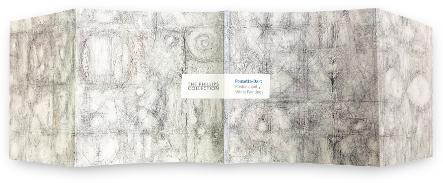 """Gatefold cover with detail of painting and small """"title tag"""" superimposed in keeping with the book series."""