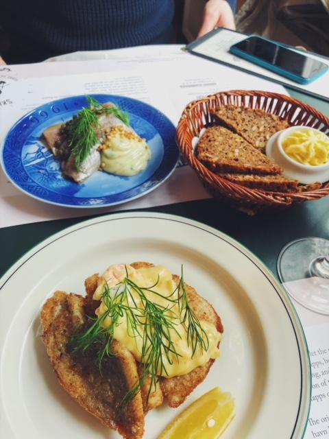 Scandinavian's prized herring
