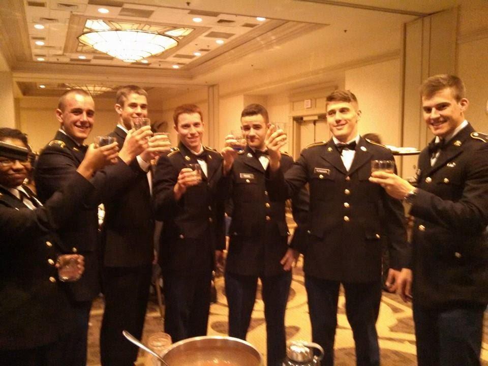 My Army ROTC Family