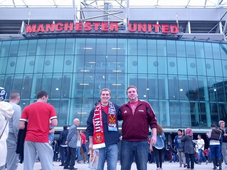 8. And I'm a huge Manchester United fan