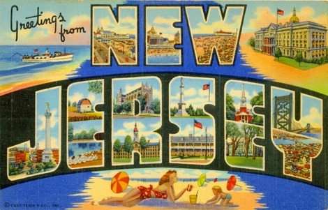 2. The Garden State bears great fruit