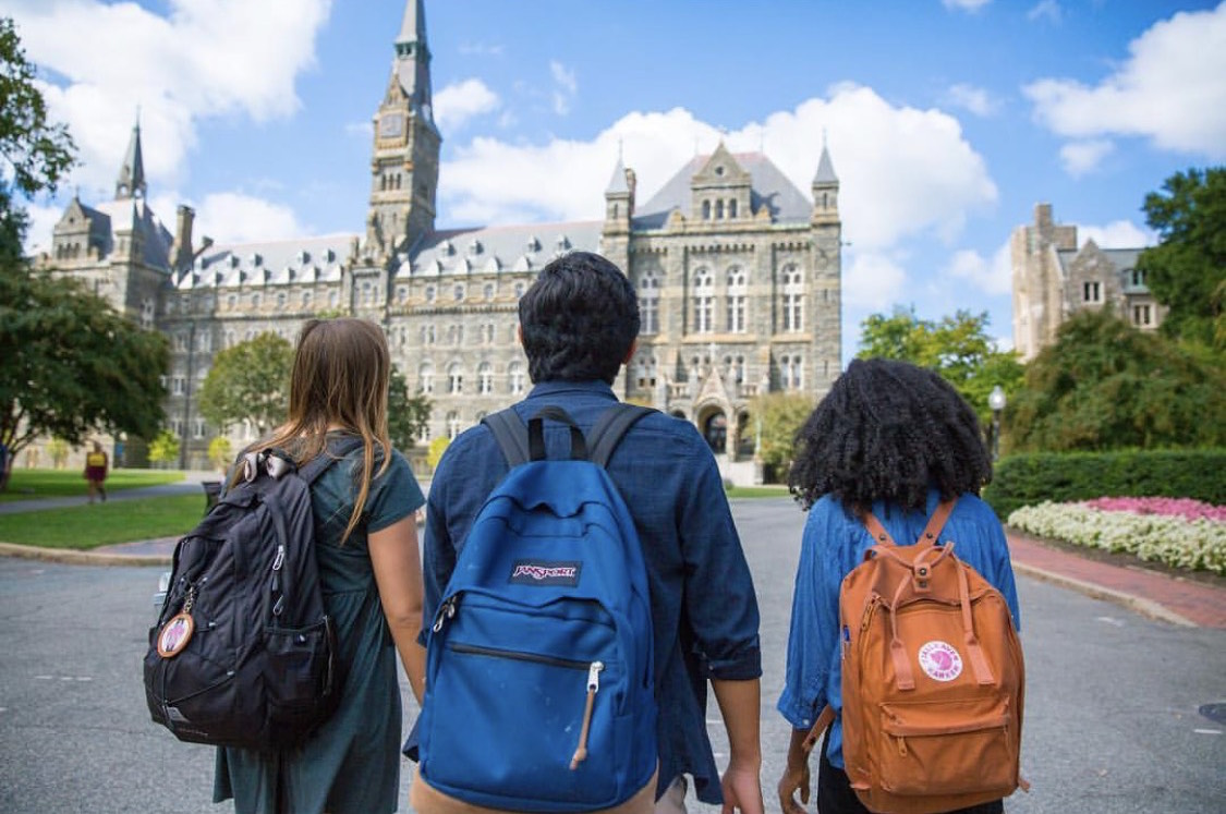 Live Video: Curious about what it's like to be a student here at Georgetown? We answered your questions live.