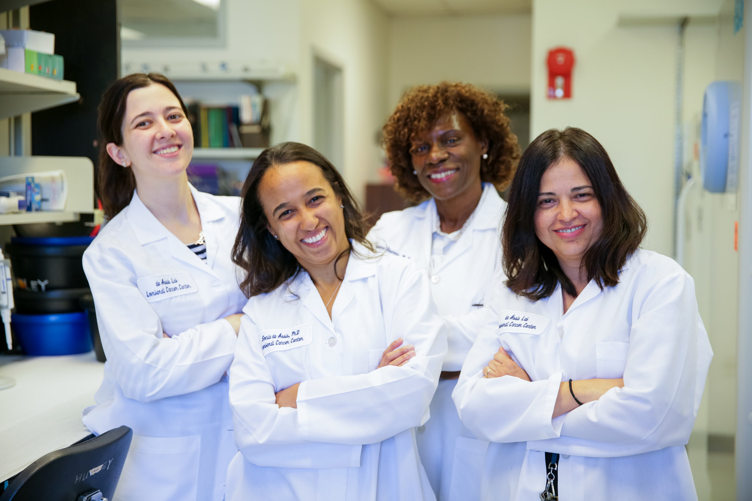 Our Stories: Celebrating Georgetown's Female Scientist Community