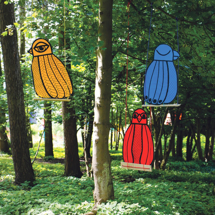 flirting trees - Mysteryland