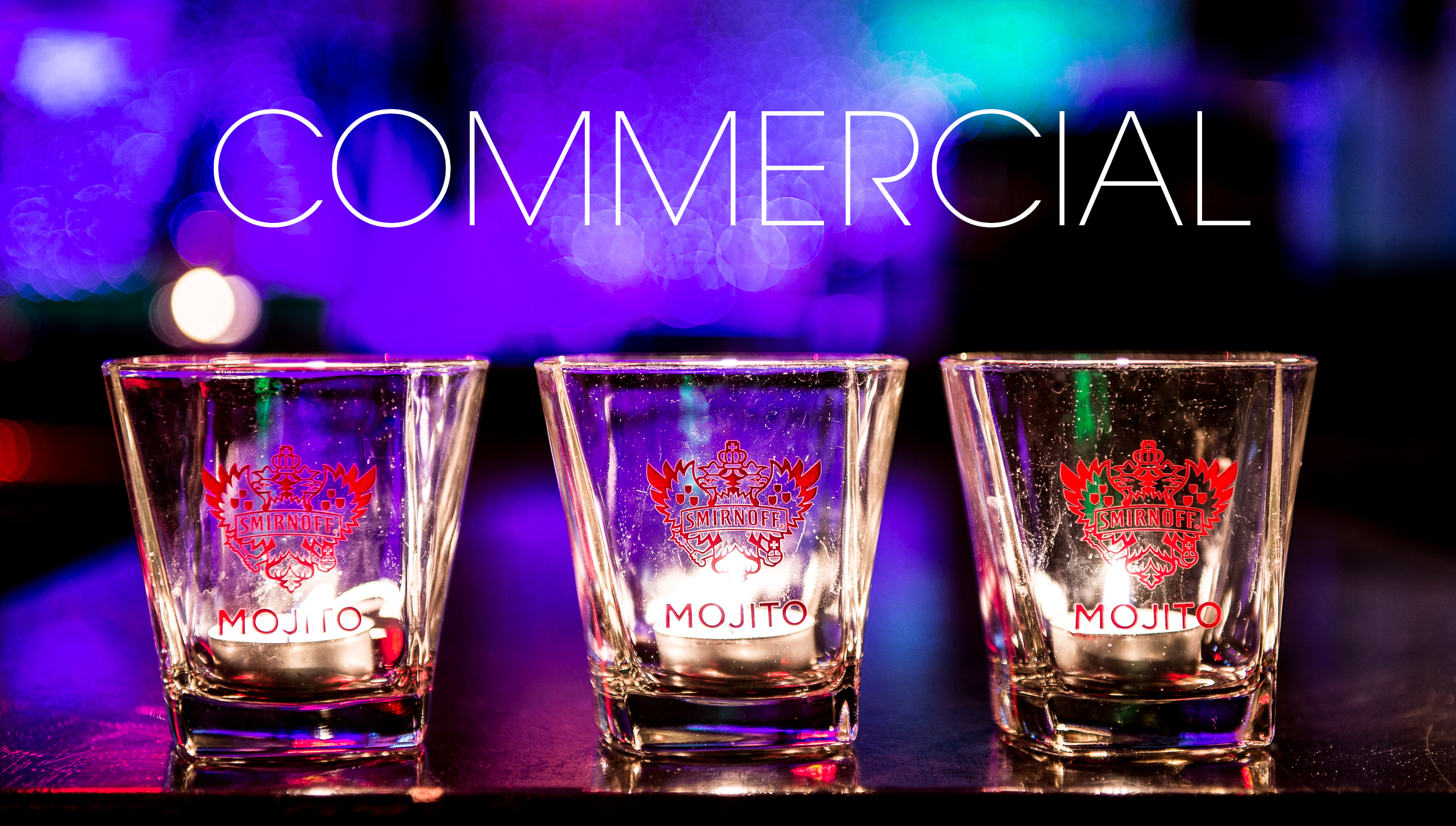 Comercial Photography