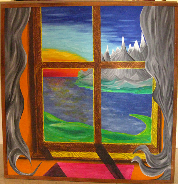"""Window on the World"""