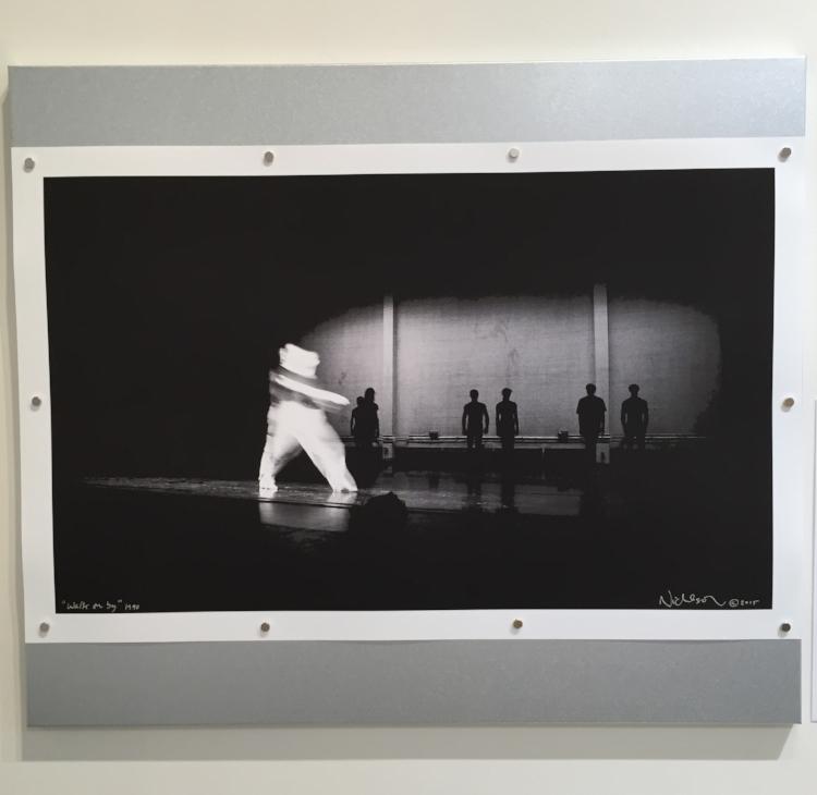 Walk on by (Anna Wyman Dance)