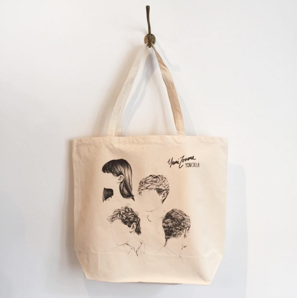 Yoncalla tote bag SOLD OUT