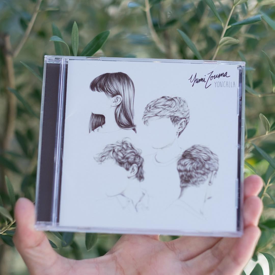 Yoncalla (2016) (Japan CD)