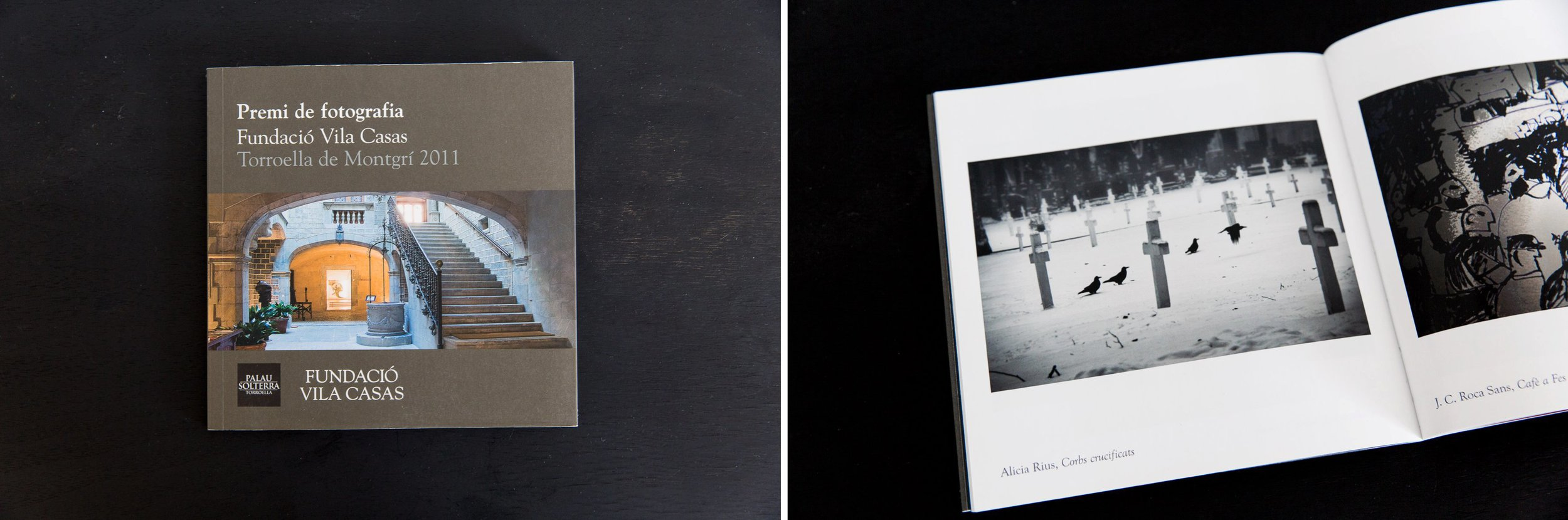 Fundacio Vila Casas Photography Awards book (Barcelona, Spain).
