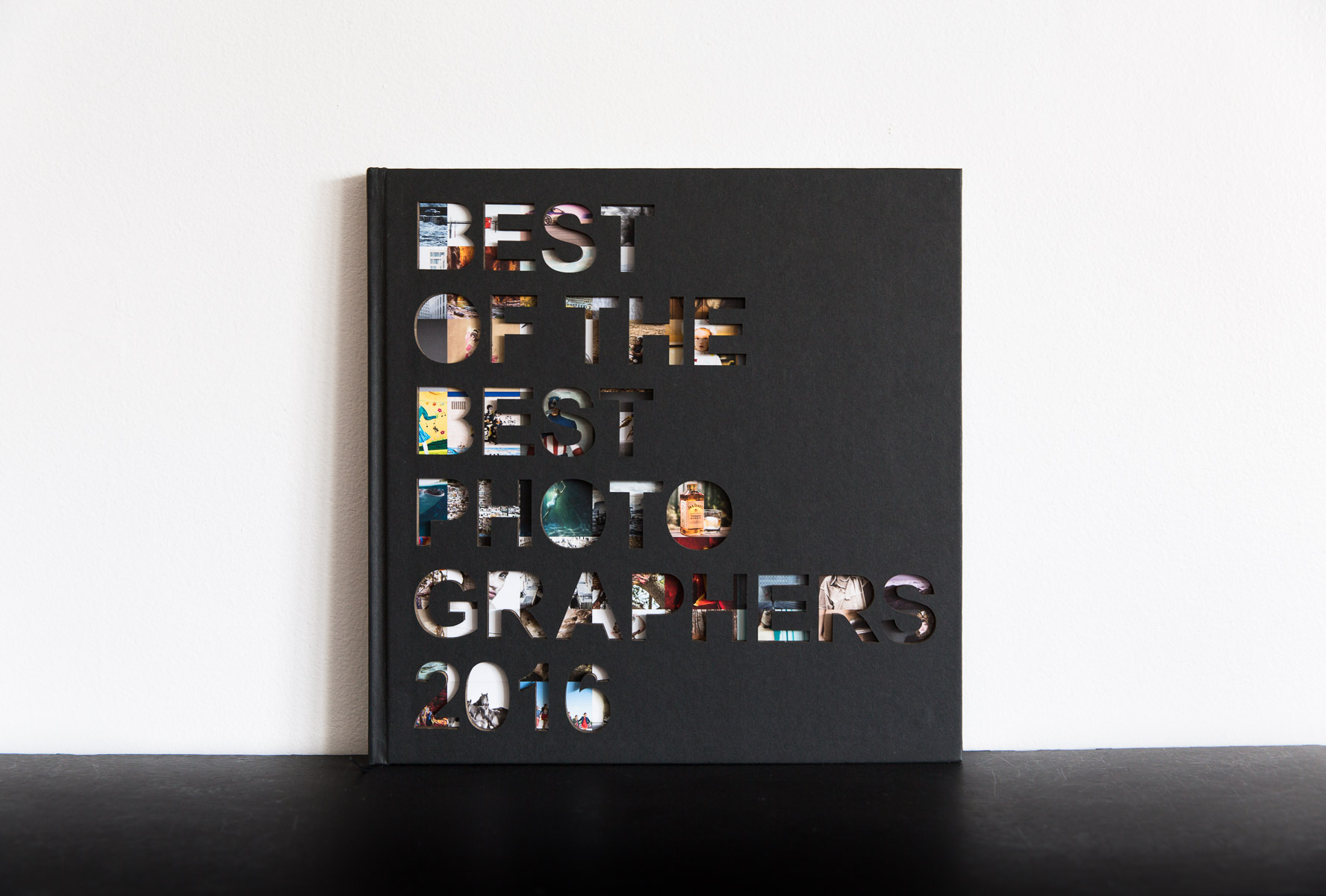 Best of the Best Photographers 2016 book. Worldwide publication, 2016.