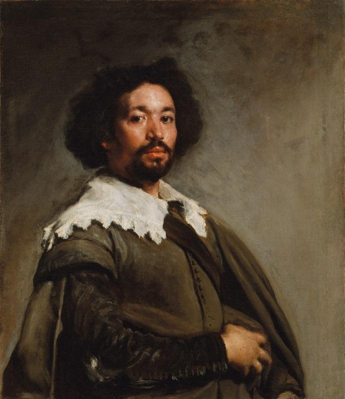 Juan de Pareja (1606–1670) | Velázquez (Diego Rodríguez de Silva y Velázquez)