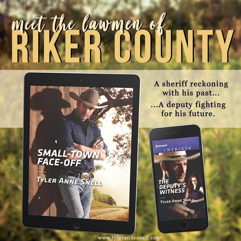 The Lawmen of Riker County