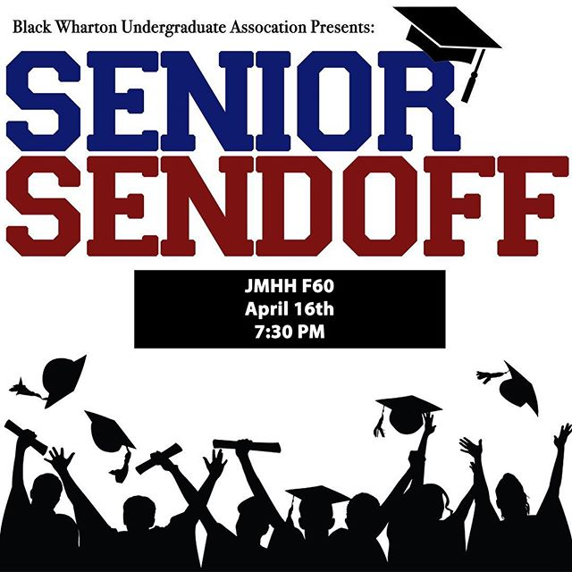 Join Black Wharton in our last GBM of the year as we wish our seniors good luck and goodbye! BBQ WILL BE SERVED!!!