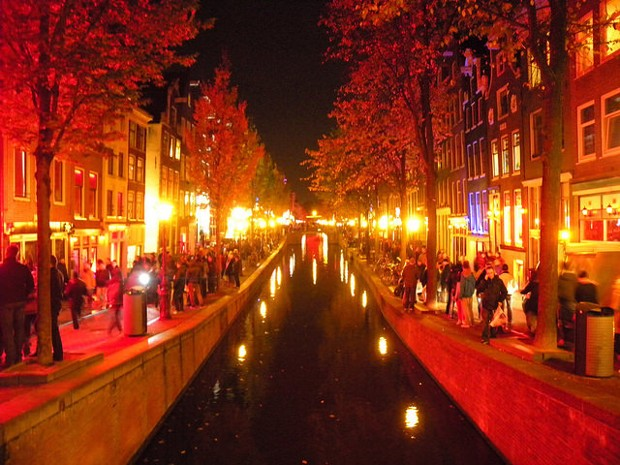 "A ""night mayor"" Is transforming Amsterdam after dark"