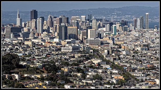 """Could Dense Development Make the Housing Crisis Worse?   In """"Building Cities For People,"""" author Joel Kotkin, a former San Franciscan turned urban studies fellow at Chapman, argues that increasing building density actually makes the housing crisis worse, and also makes San Francisco less likely to attract and retain anyone except the super-rich."""