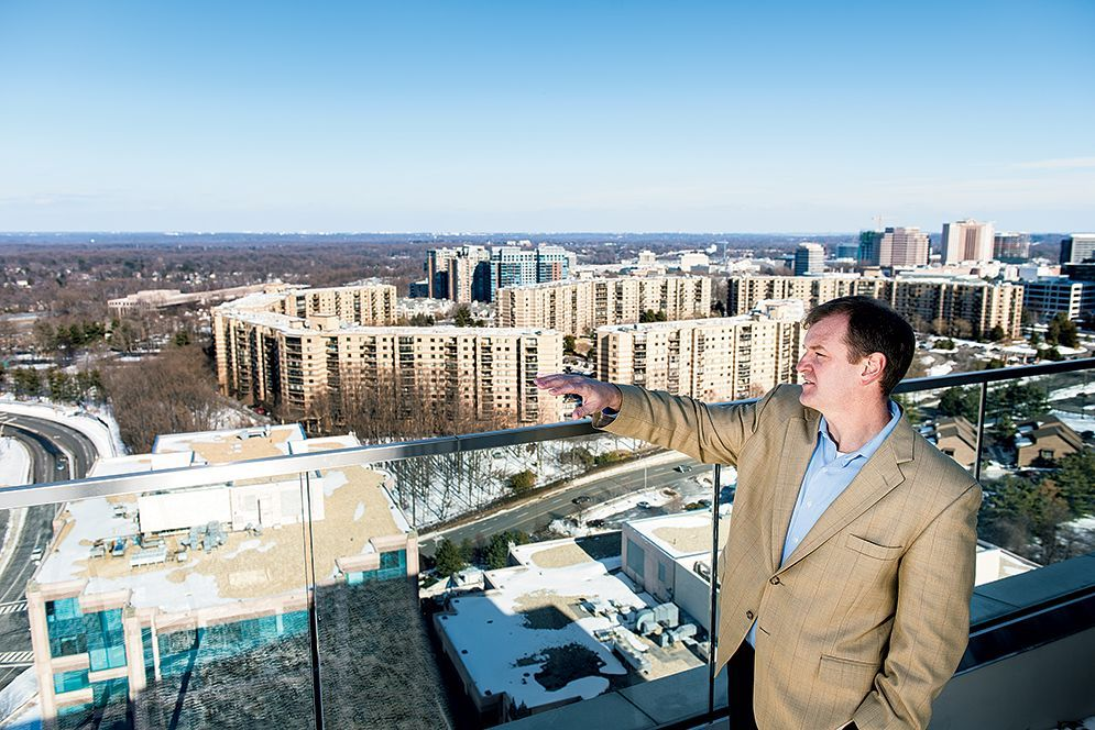 The audacious plan to turn a sprawling DC suburb Into a Big City