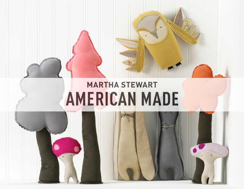 H Luv on Martha Stewart American Made