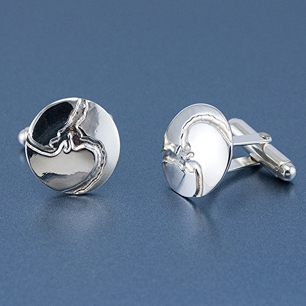 3 Rivers Convergence Cufflinks