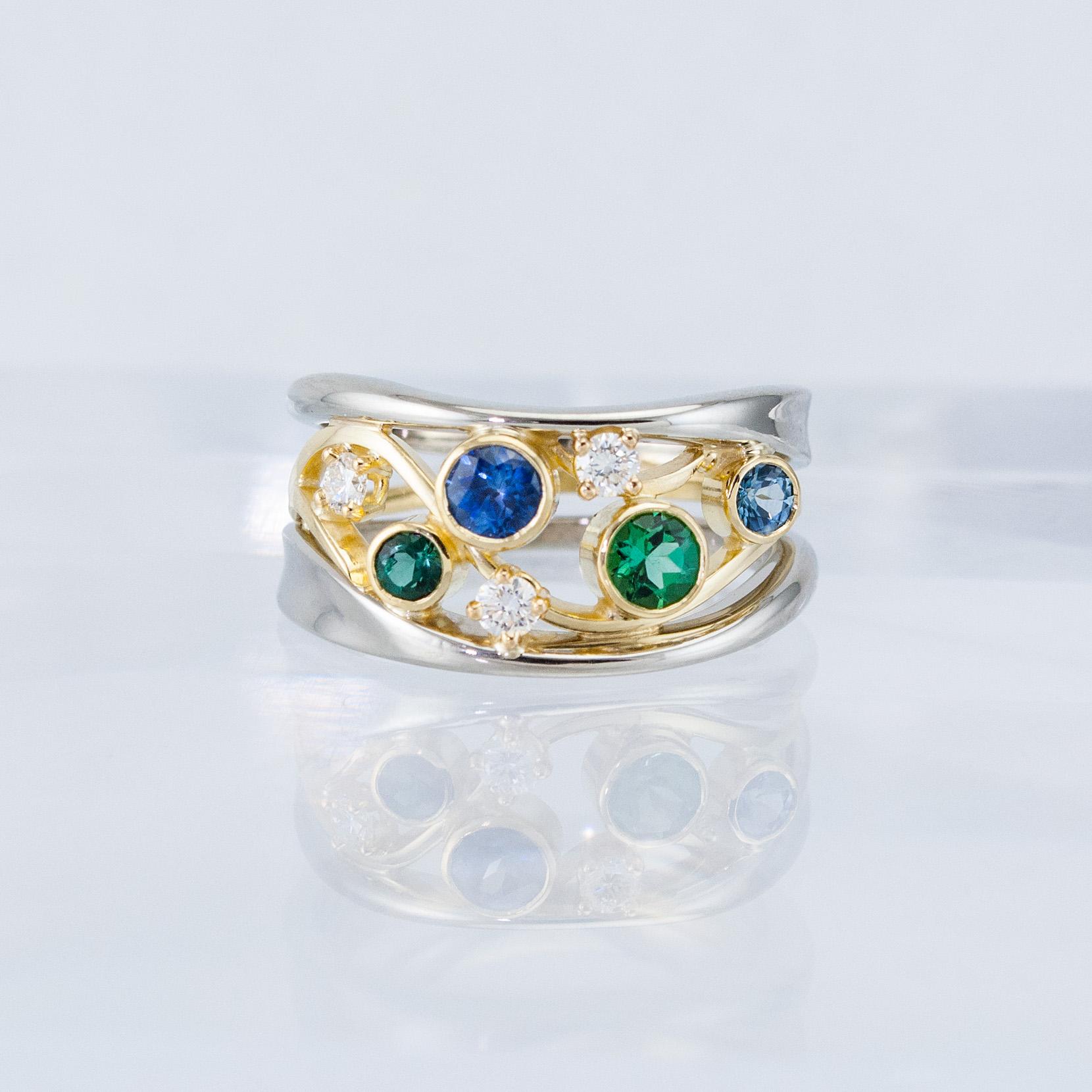 Custom Constellation Ring