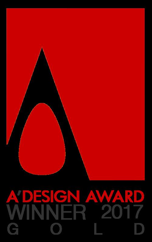 A' Design Award Gold Winner 2017