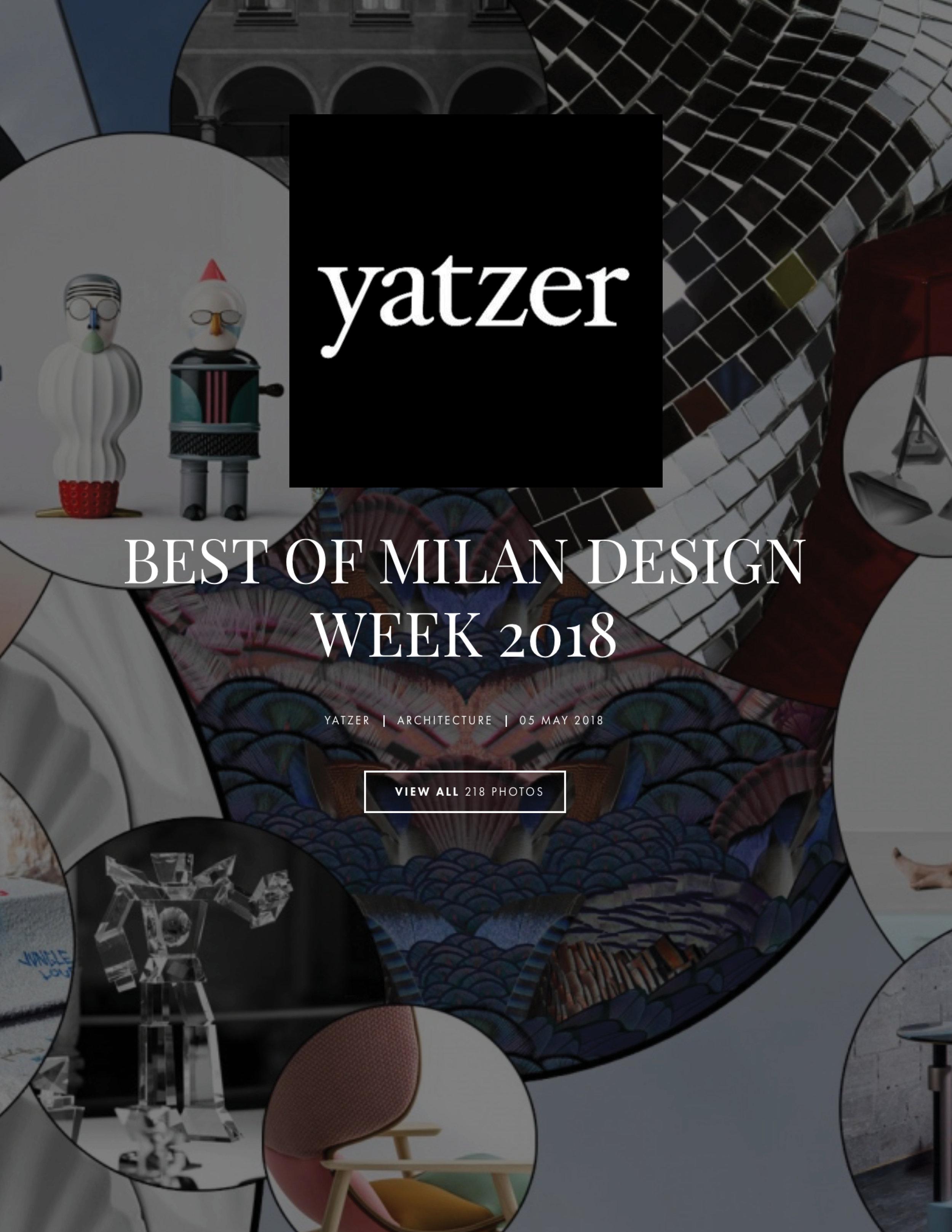 Yatzer May 2018