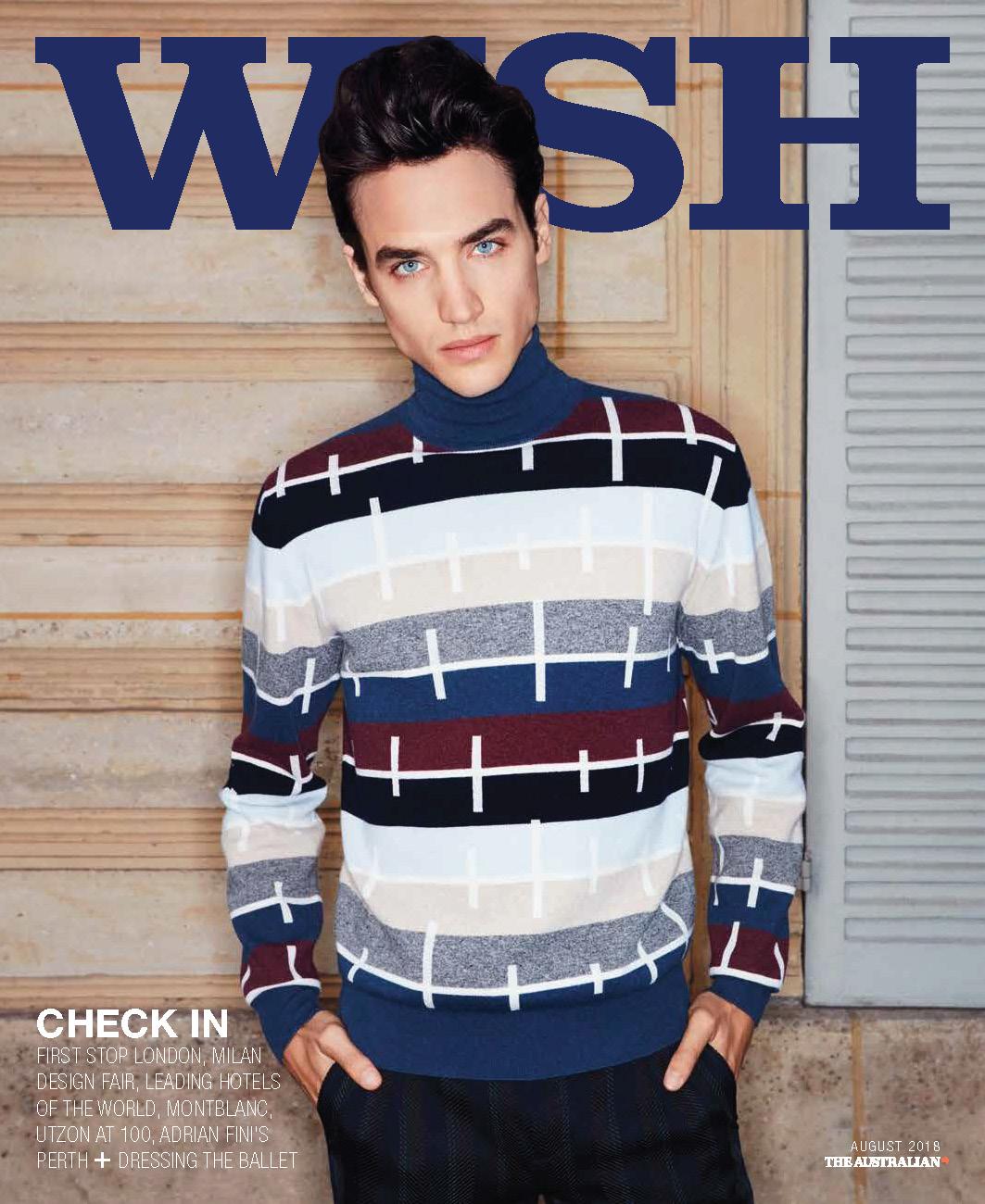 WISH Magazine August 2018
