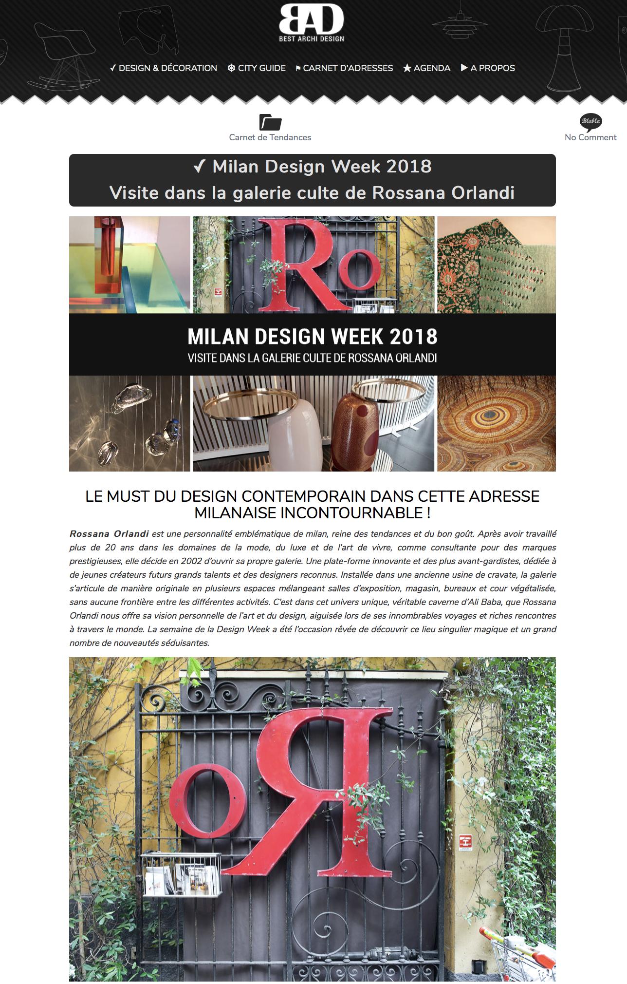 Best Archi Design 2018