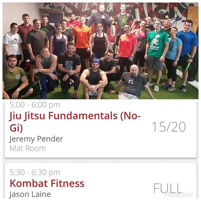 #kombatfitness crew! #cincinnatifitness #fitnessboxing