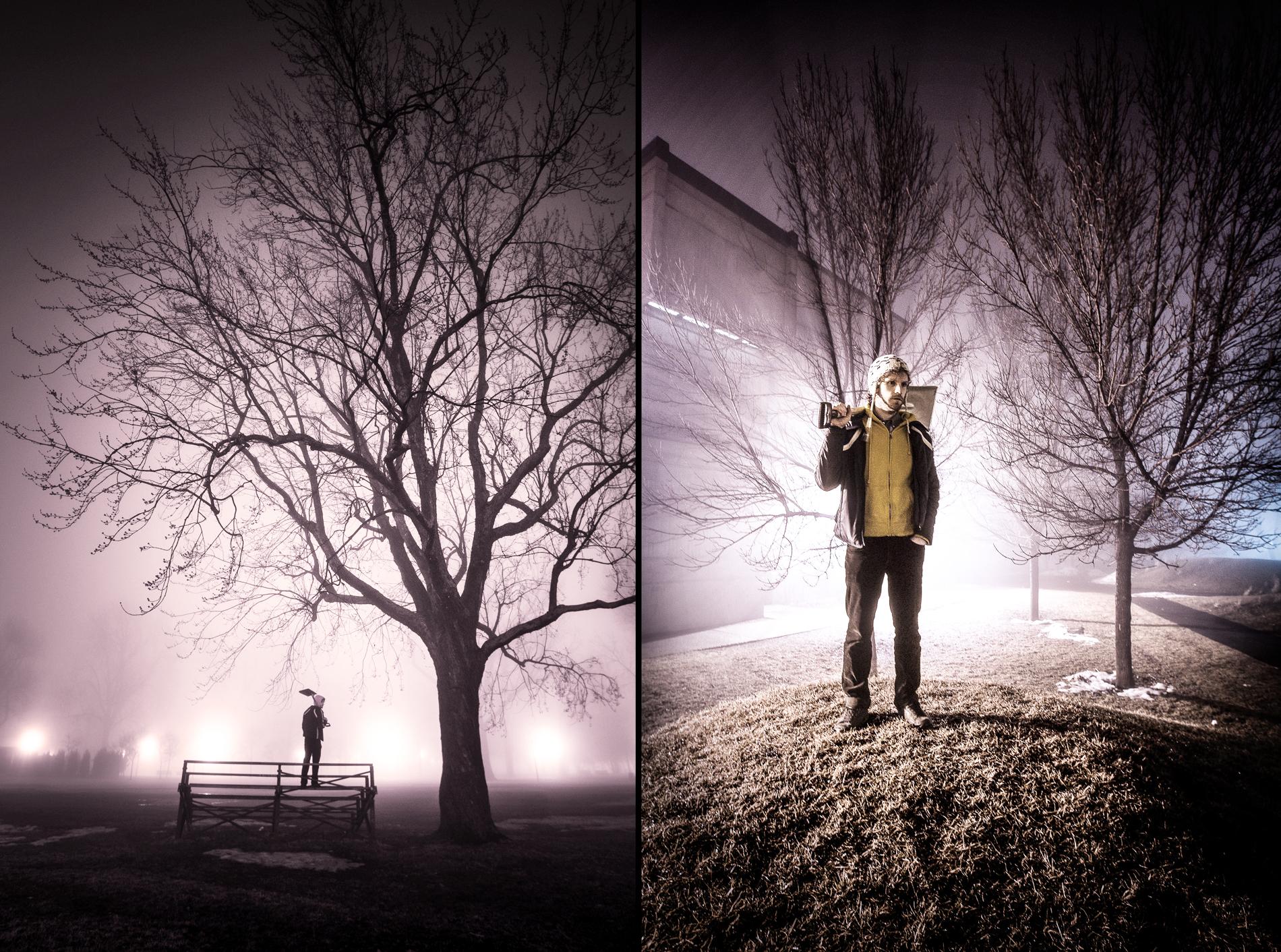 """"""" Will """" - Concours interuniversitaire de photographie 2014. Lauréat """"Habiletés techniques""""."""