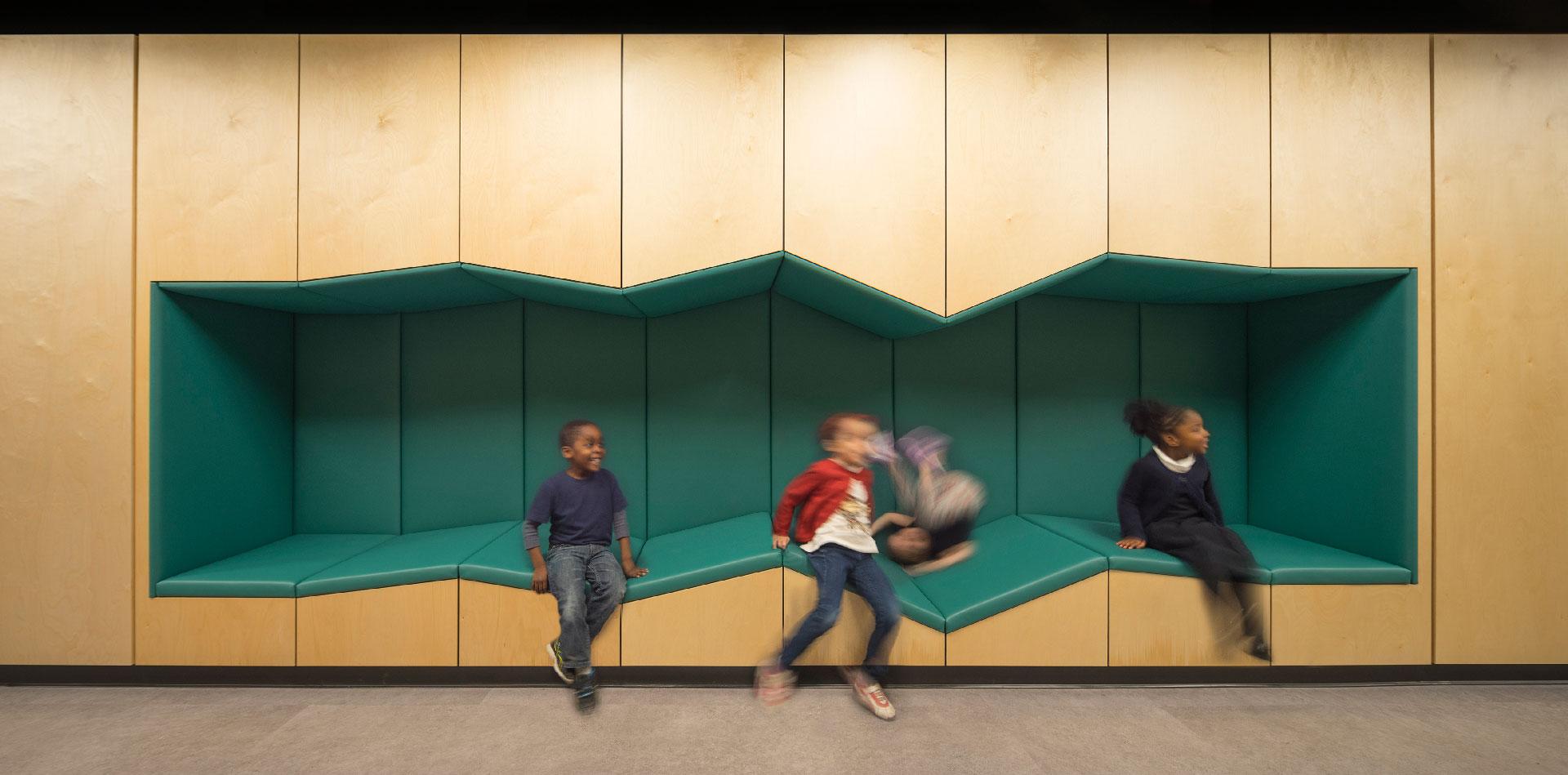 La musique aux enfants -  LEMAY MICHAUD  + OSM © Raphaël Thibodeau